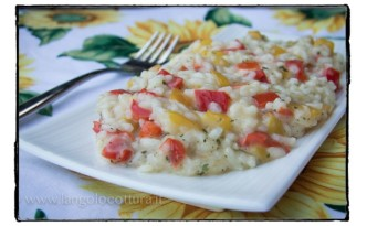 Risotto vogherese